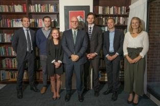 Wallenberg Dean Hellman Visit 1