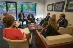 Wallenberg Dean Hellman Visit 6