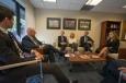 Wallenberg Dean Hellman Visit 11